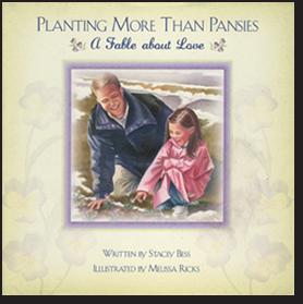 Planting More Than Pansies